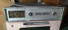 Vintage General Electric Oven Main Control Panel Assembly  Working Original Part