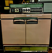 Vintage Classic 50 s Pink IMPERIAL Frigidaire GENERAL MOTORS Electric Stove