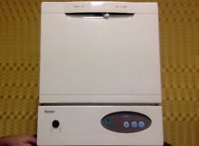 HAIER 18  Compact Table Top Dishwasher   Model HDT18PA