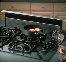 New Broan 283003 30  Stainless Downdraft Vent System  Eclipse Series