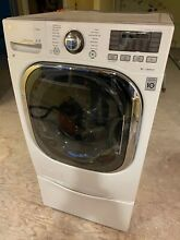 LG COMBO WASHER DRYER VENTLESS IN EXCELLENT CONDITION WITH DRAWER RISER