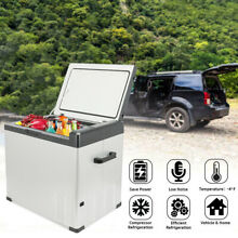 Portable Car Fridge Freezer Cooler Mini Refrigerator 54QT 12V 24V Compressor