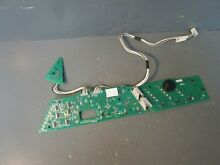 Whirlpool Front Load Washer User Interface Control Board WP8574920 8574922  ASMN