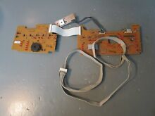 Maytag Front Load Washer User Interface Control Board  WP8182150  8182150  ASMN