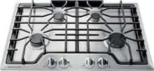 Frigidaire Gallery 30   Gas Cooktop Stainless steel FGGC3045QS