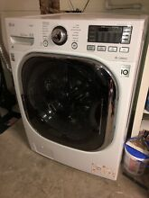LG Ultra Large All inOne Front Load Washer   Dryer Ventless Combo 4 3 Cu   TEXAS
