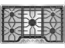 Frigidaire Gallery Stainless Steel 36  5 Burner Gas Cooktop FGGC3645QS Stove Top