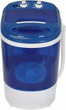 Compact Portable Washer   Dryer with Mini Washing Machine and Spin Dryer