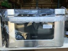 Sharp KB6524PSY 950W Built in Microwave Drawer Oven