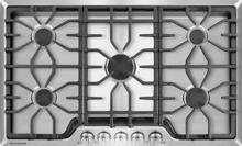 Frigidaire Gallery Series FGGC3645QS 36  Gas Cooktop 5Sealed Burners Stainless