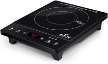 Duxtop Portable Induction Cooktop  Countertop Burner  Induction Burner with and