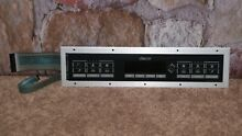 DACOR Touch Control Panel 62684B for Double Convection Oven  5