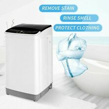 Portable Washing Machine  Suitable for Dormitory  Apartment  Rv  Aaundry Room US