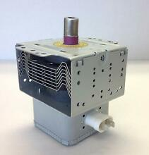 GE Microwave Magnetron Assembly WB26X26221   2M248J  GS