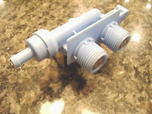 Kenmore Front Load Washing Machine Washer Water Valve 110 45081400   8181694