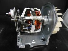 FISHER AND PAYKEL DRYER MOTOR WITH BLOWER AND PULLEY