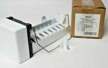 Refrigerator Icemaker for Maytag Amana Jenn Air Whirlpool D7824706Q W10190965