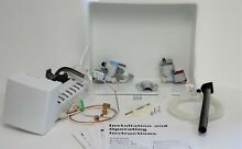 WP4396418 Whirlpool Refrigerator Freezer Icemaker Kit AP3179138 PS732516