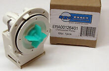 A00126401 for Electrolux Frigidaire Dishwasher Drain Pump AP5690431 PS8689824