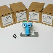 WR57X10051R 4 PACK Refrigerator Water Valve for GE WR57X10032 WR57X10051