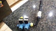 Kenmore Front Load Washing Machine Washer Water Valve 110 47081600   8182862