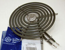 WB30X20481 GE Electric Range Surface Unit Calrod Burner 8  PS8768336 AP5803583