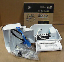 GE Ice Maker Refrigerator Freezer Icemaker Kit IM6D