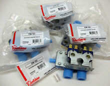 CW151 4 PACK Eaton Universal Washer Washing Machine Water Solenoid Inlet Valve