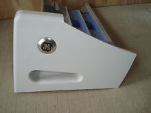 GENUINE GE PARTS   FROM GE WASHER WCVH6260FWW SOAP SOFTENER DISPENSER