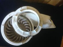 Maytag Neptune Dryer Blower Wheel and Housing Assembly Excellent