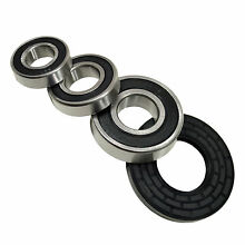 Bearing and Seal Kit for GE Front Load Washer Tub  W10253864 8181666 W10772617