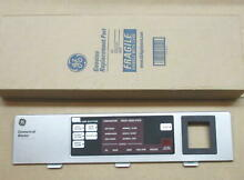 WH42X10461 Genuine GE Washing Machine Control Panel Assembly AP3203618 PS773990