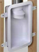 Recessed Dryer Vent Box No DRB4XZW   Dundas Jafine  3PK