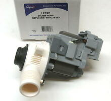 WPW10276397 for Whirlpool Cabrio Washing Machine Pump AP6018417 PS11751719