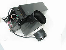 JENN AIR EXHAUST FAN BLOWER PLENUM ASSEMBLY WITH RELAY  REPLACEMENT PART