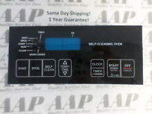8053225 Black Whirlpool Stove Range Control  1 Year Guarantee  SAME DAY SHIP