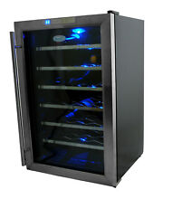 NewAir AW 281E Classic 28 Bottle Thermoelectric Wine Cooler   Stainless Steel