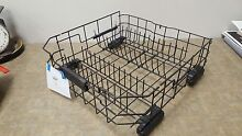 GE OEM WD28X22827 Dishwasher Lower Dish Rack Dishrack Assembly