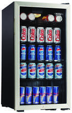 Danby DBC120BLS Beverage Can Center  120 Can 3 3 cu ft 19 3 4 in L x 17 14 16 in
