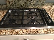 30  Gas Wolf Stove Top