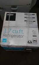 Haier Refrigerator HC17SF115RB  for Home and College Campus