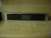 Jenn Air Oven Control Panel Assembly w  Boards New Part   W10713562 W10887847