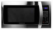 Stainless Steel Microwave Oven Premium Countertop Microwaves Kitchen Appliance