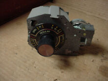 Frigidaire Stackable  Washer Timer w  Knobs Part   D144045