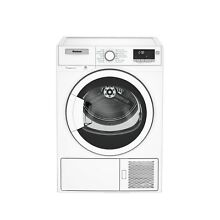 Blomberg DHP24400W 24  Heat Pump Ventless Electric Dryer 4 1 cu  ft with White D