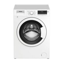 Blomberg WM98200SX 24  2 5 Cu  Ft  Compact Front Load Washer with White Door