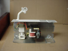 GE Refrigerator Auger Motor w  Cover   Solenoid Part   WR60X202 WR71X2353