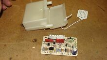 GE  WPXH214A0CC  Front Load Washer ATC Board w housing  PT   PS3487286
