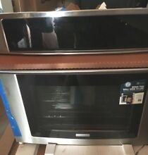 Electrolux EW30EW55GS 30   Electric Single Convection Wall Oven Wave Touch