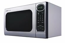 Sharp Stainless Steel Carousel Microwave Oven model R 305KS